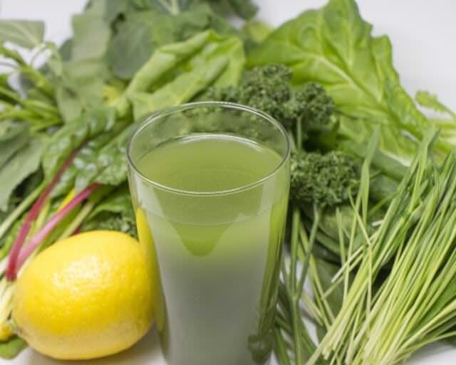青汁に含まれる大麦若葉の優れた効能