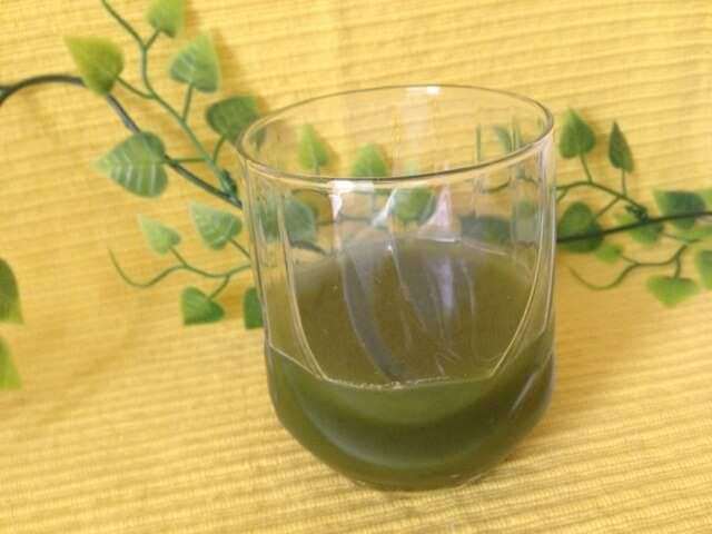 驚きの成分で実感増大!ユーグレナの緑汁